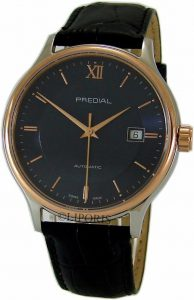 Predial Automatic dresswatch bicolor