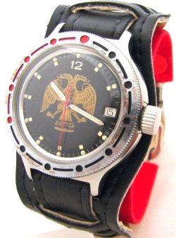 Boctok Vostok russische Herren Militäruhr Automatic russian military watch