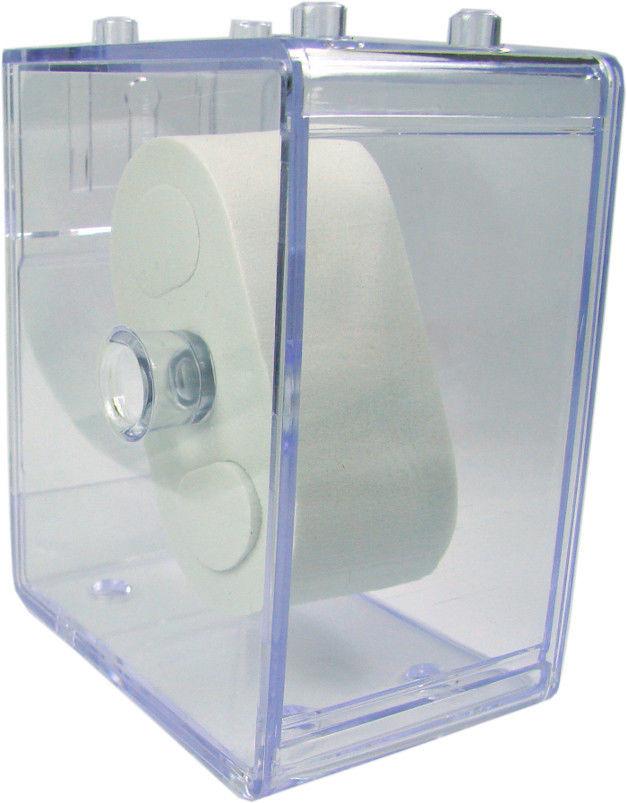 HEKTOR Uhren Sammel Box Kunststoff stapelbar Stapelbox watchbox ohne Uhr 20Stück