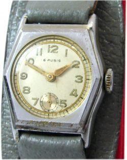 mechanische Herrenuhr kleine Sekunde vintage hand winding mens watch 6 Rubis