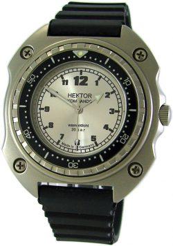 HEKTOR KOMMANDO Germany Taucher Herrenuhr design vintage diver mens watch 20ATM