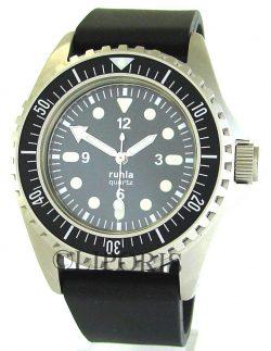 Ruhla Kampfschwimmer Uhr grün NVA Replika 2 mit original UMF Kaliber 13 64-51