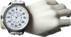 HEKTOR B Stil Fliegeruhr Beobachtungsuhr design B Uhr Quarz Herrenuhr XXXL 65mm
