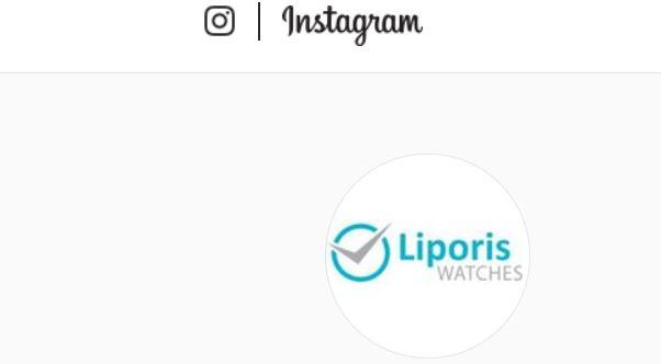 link von Liporis zu unserer Instagram Seite