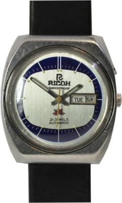 Ricoh 21 Jewels Automatic Herrenuhr day date