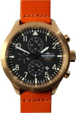 Thunderbirds 1060 Air Craft Watch Automatic Herren Uhr 47,5 mm
