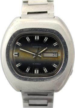 Citizen Herrenuhr Automatic 21 Jewels Edelstahl mit original Metallband und Datum 39mm x 40mm